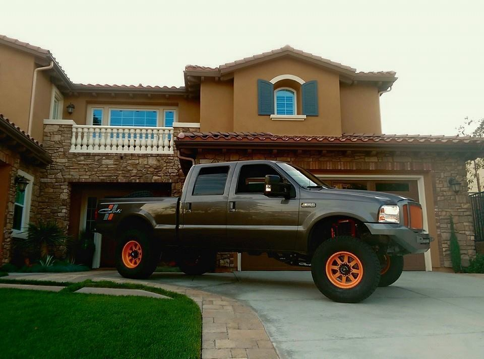 Full Force Diesel >> 2006 Ford F250 Diesel, Carli Suspension, IPR, American ...