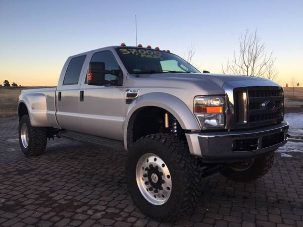used f450 lifted for sale autos post. Black Bedroom Furniture Sets. Home Design Ideas