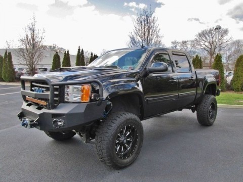 2008 GMC Sierra 1500 SLE 4X4 PICK UP for sale