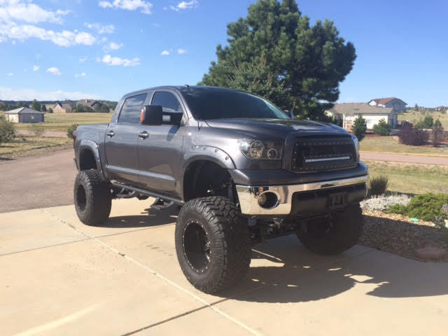 2011 Toyota Tundra Platinum Supercharger For Sale