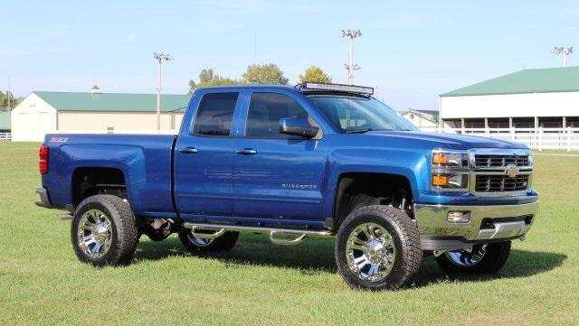 Chevy Silverado Lifted For Sale >> 2015 Chevrolet Silverado 6.5 LIFT 20″ Chrome Wheels 1500 LT for sale