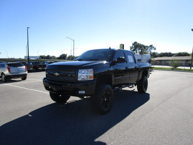 Lifted 2011 Chevrolet Silverado 1500 Lt For Sale