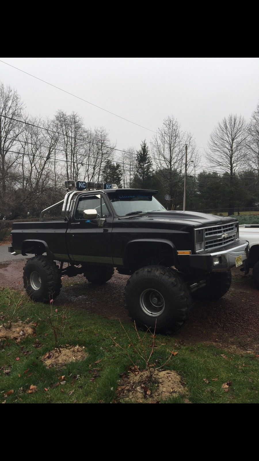 rare factory 1986 chevrolet truck k10 4 4 4wd swb 90s built show truck for sale. Black Bedroom Furniture Sets. Home Design Ideas