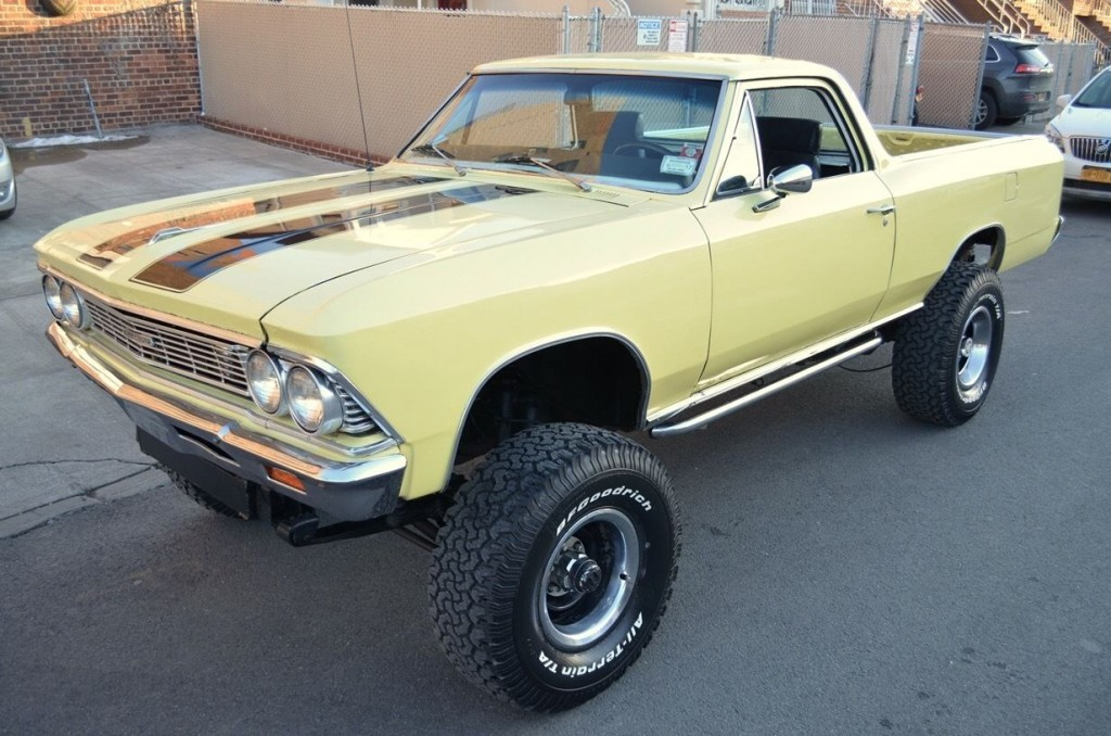1966 Chevrolet El Camino * 4×4 * Lifted * Monster Truck for sale