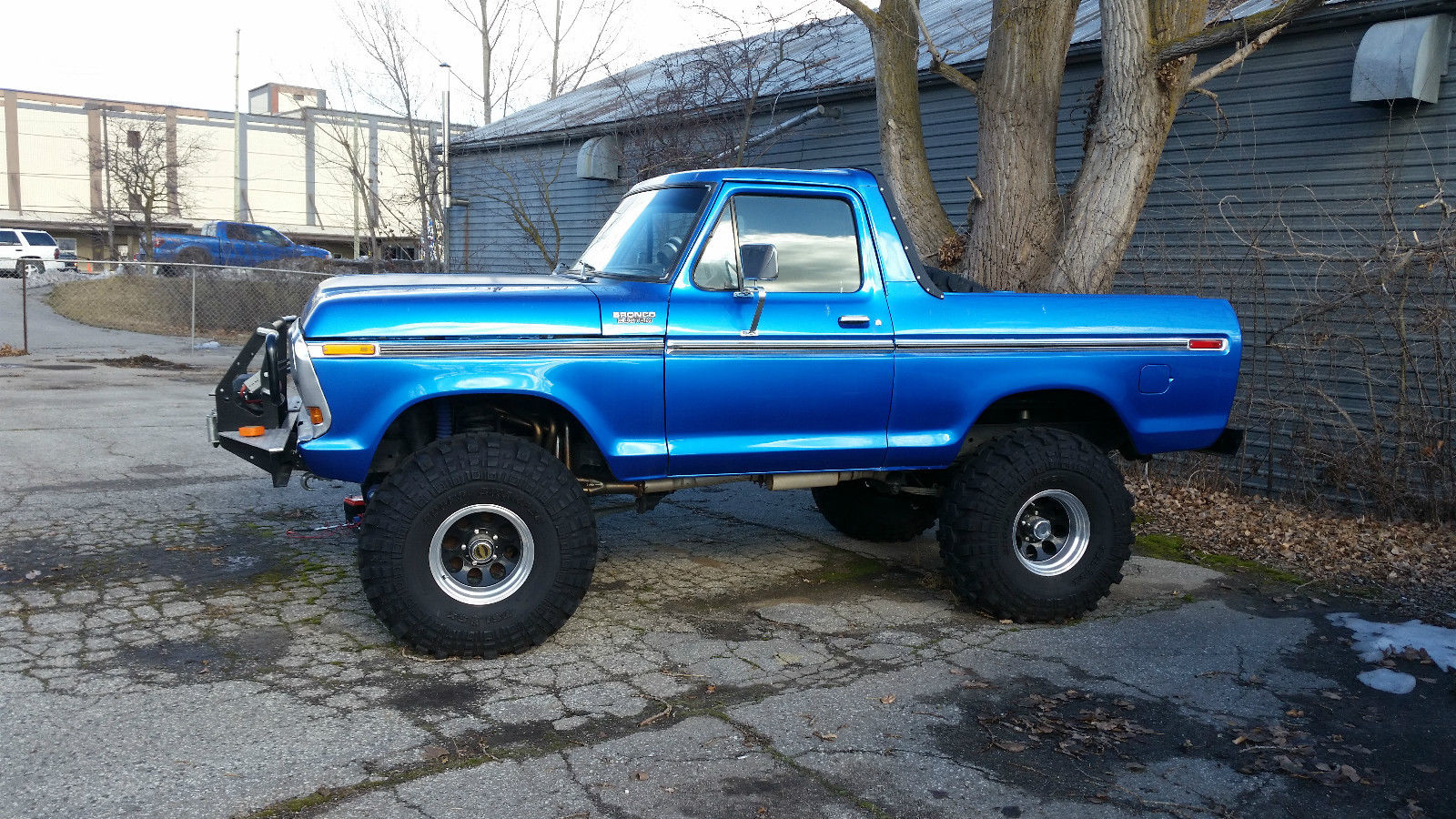 1978 ford bronco modified 4x4 for sale for Windows 4 sale
