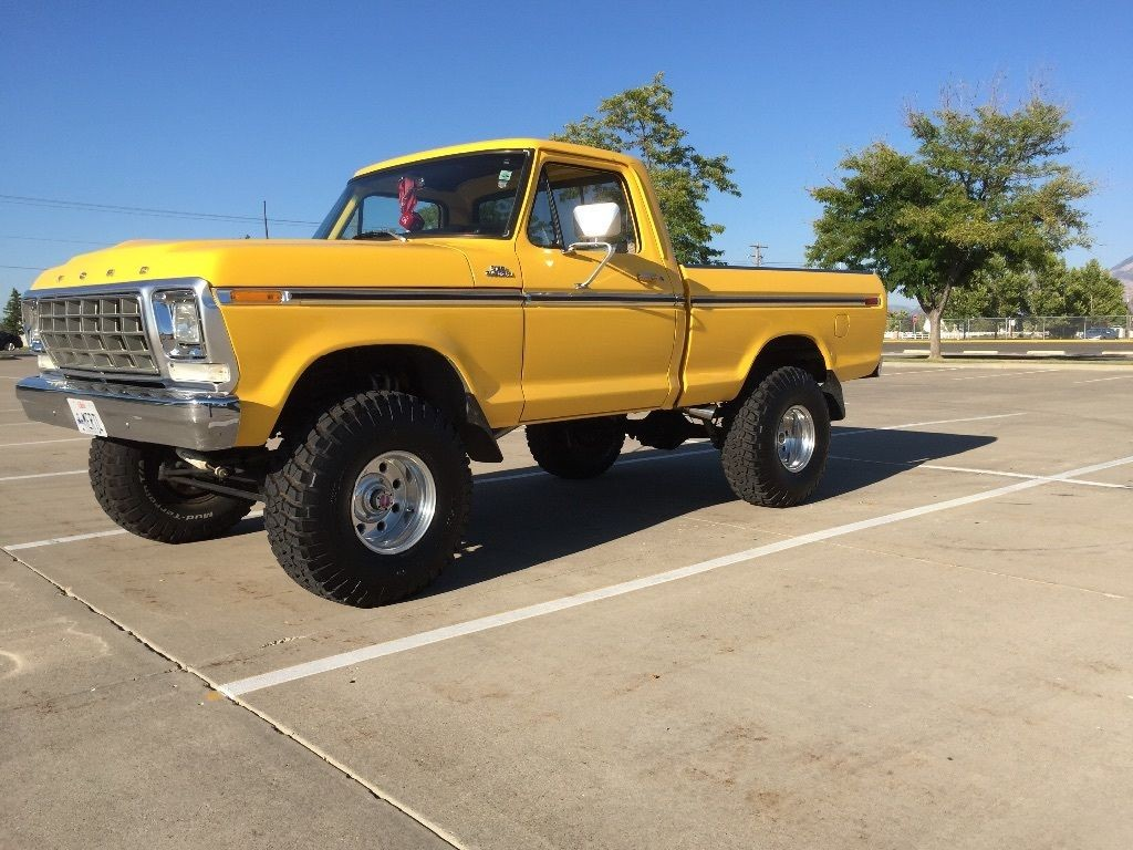 1978 Ford F 150 For Sale