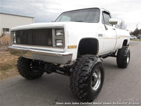 1985 GMC K1500 Pickup Truck for sale