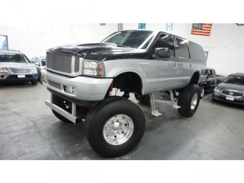 2000 Ford Excursion Custom XLT 4×4 7.3L Diesel for sale