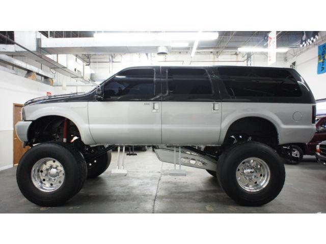 2000 ford excursion custom xlt 4 4 7 3l diesel for sale. Black Bedroom Furniture Sets. Home Design Ideas