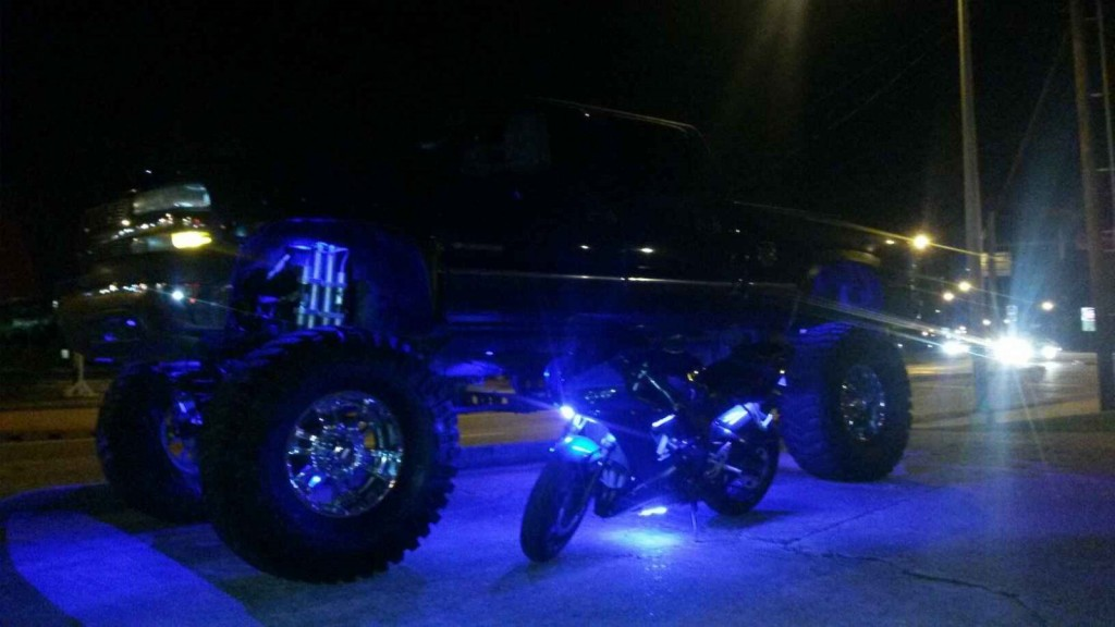 2002 Lifted Chevy Silverado Hd2500 Monster Truck For Sale