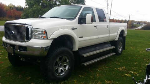 2004 Ford F 250 King Ranch Monster Truck Powerstroke 6,0l for sale