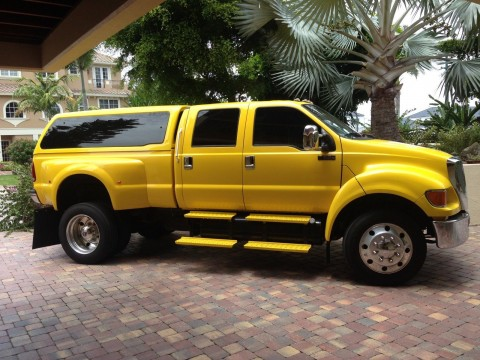 2005 Ford F650 Custom Monster Truck for sale