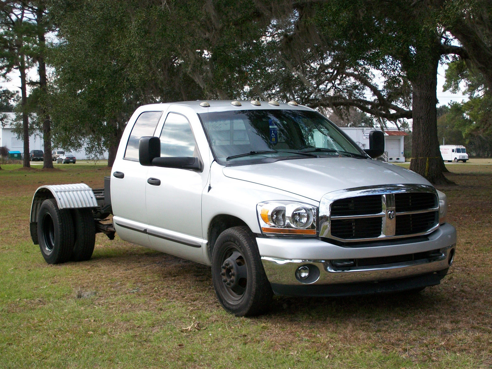 2006 dodge ram 3500 crew cab 5 9 diesel tow monster for sale. Black Bedroom Furniture Sets. Home Design Ideas