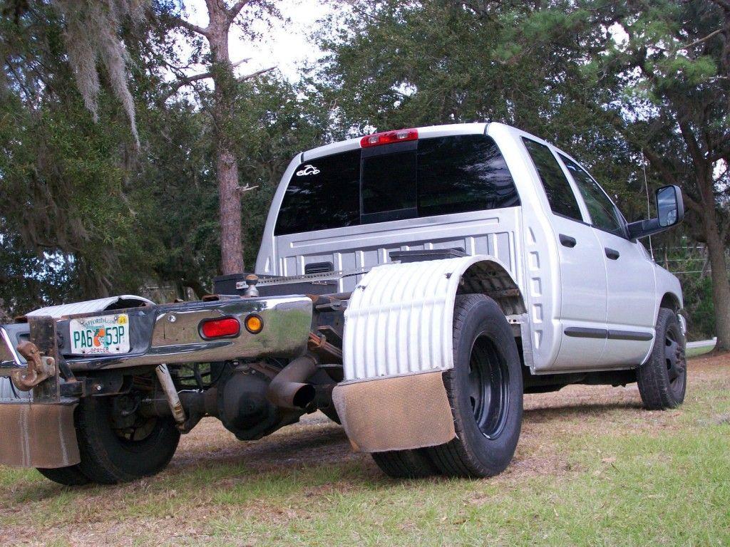 2006 Dodge Ram 3500 Crew Cab 5.9 Diesel Tow Monster