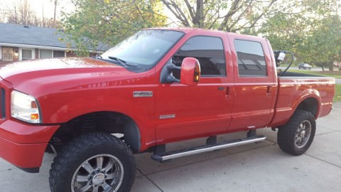 2006 Ford F 250 Stage 3 Turbo Monster Powerstroke for sale