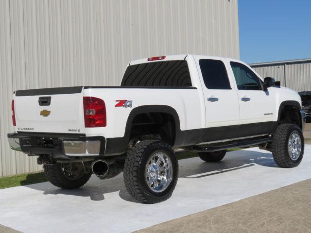 2011 Chevrolet Silverado 2500 Diesel 4×4 Lifted