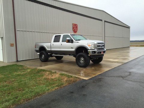 2011 Ford F 250 fx4 lariat for sale