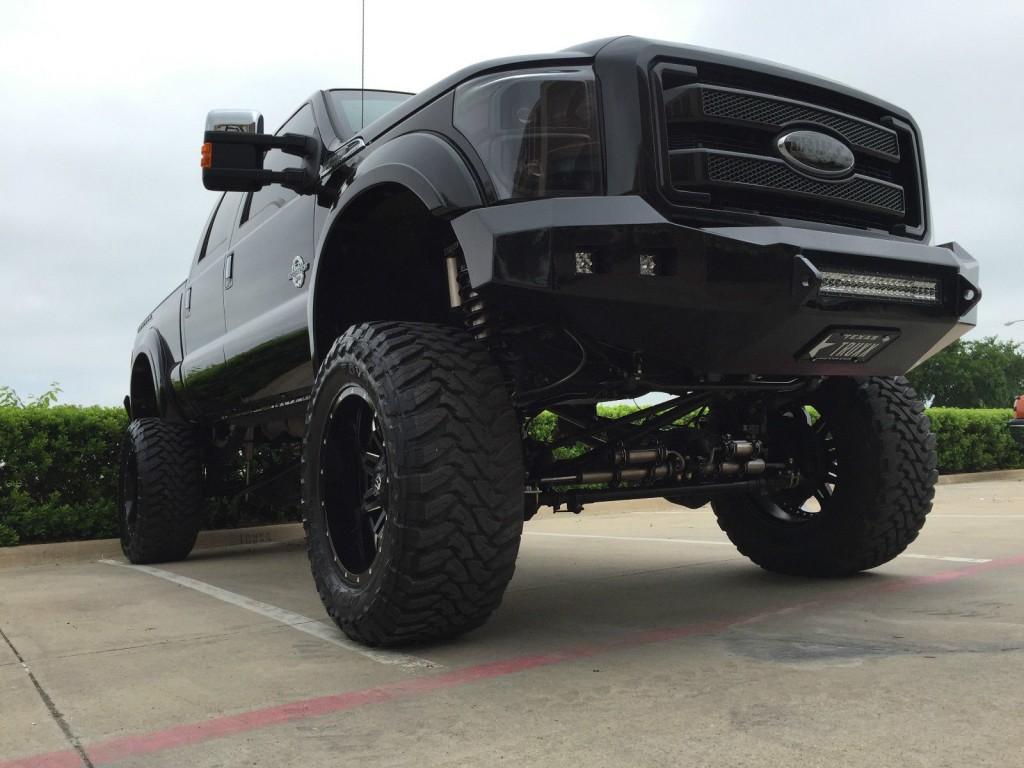 2015 custom ford f 250 4x4 monster truck for sale. Black Bedroom Furniture Sets. Home Design Ideas