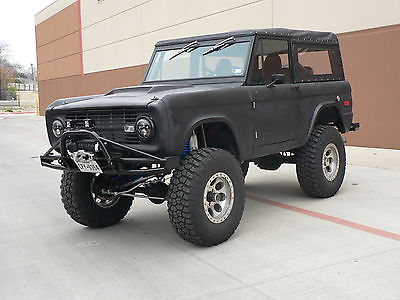 1970 Ford Bronco Ultimate Texas Truck for sale