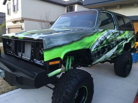 1985 Chevrolet K 5 Blazer for sale