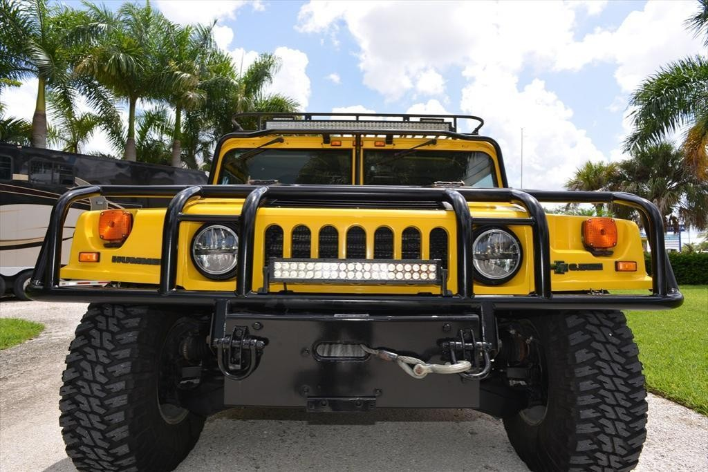 1999 Hummer H1 AM General Wagon Turbo Custom 4X4