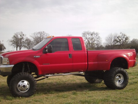 2000 FORD F350 EXT CAB Lariat Dually 7.3 Diesel for sale