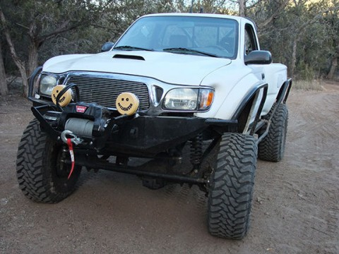2001 Custom Toyota Tacoma 4×4 Show Truck for sale