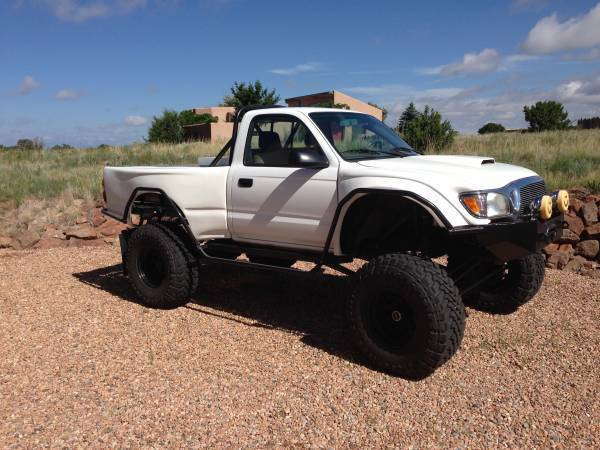 2001 Custom Toyota Tacoma 4 215 4 Show Truck For Sale