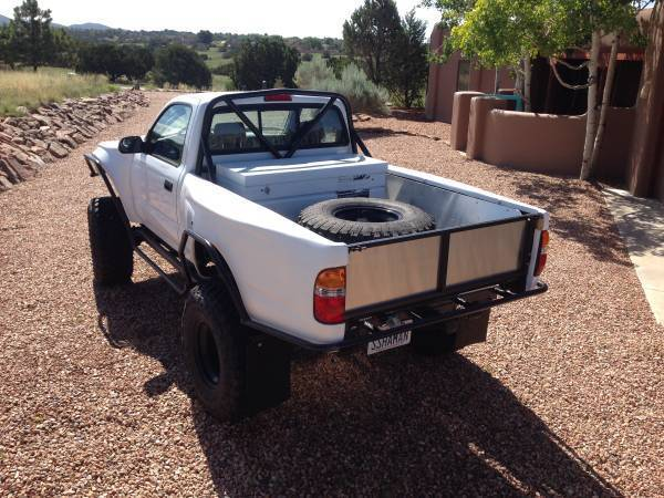 2001 Custom Toyota Tacoma 4 U00d74 Show Truck For Sale