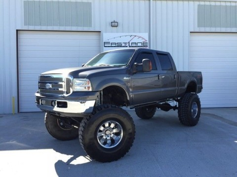 2004 Ford F 250 Lariat Lifted Bulletproof Monster Truck! for sale