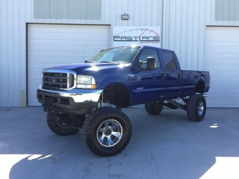2004 Ford F 350 XLT Low Miles Lifted Fox Shocks 40s for sale