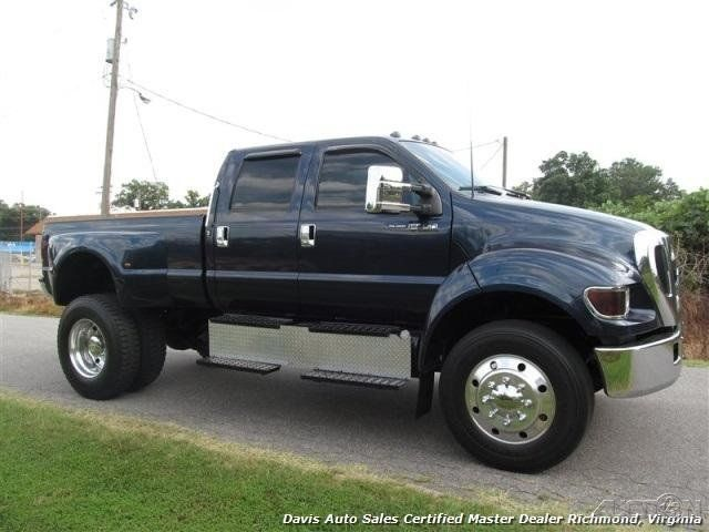 Ford F 650 Supercrewzer Pickup Truck For Sale Autos Post