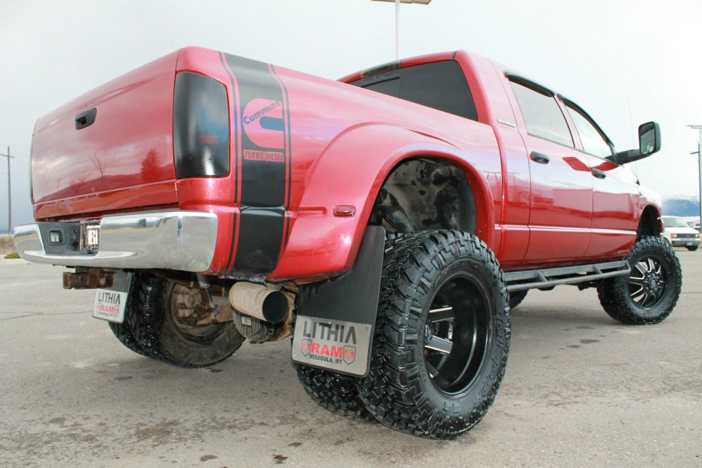 Chevy 3500 Dually Towing Capacity >> 2007 Dodge Ram 3500 Mega Cab 5.9 Cummins Dually 8″ Lift ...