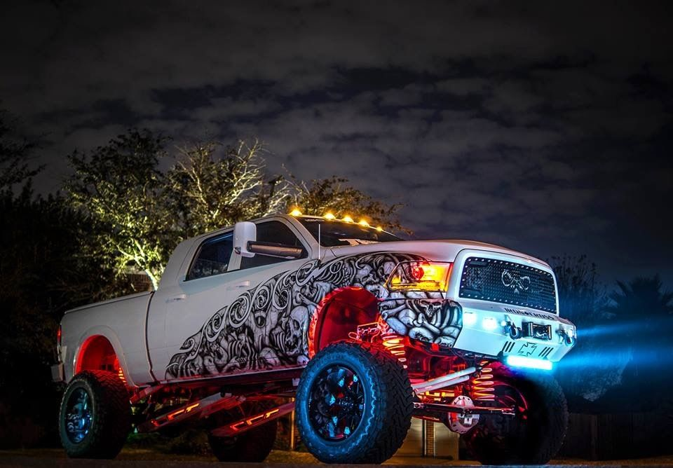 2011 Dodge Ram2500 Megacab Laramie 4×4 (Big Dreams Edition) Custom Built SEMA for sale