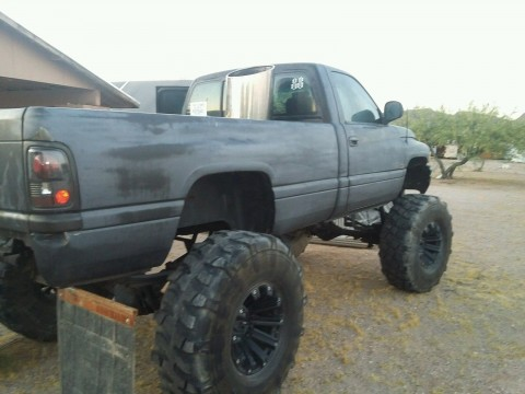 1996 Dodge Ram 2500 5.9L Cummins diesel for sale