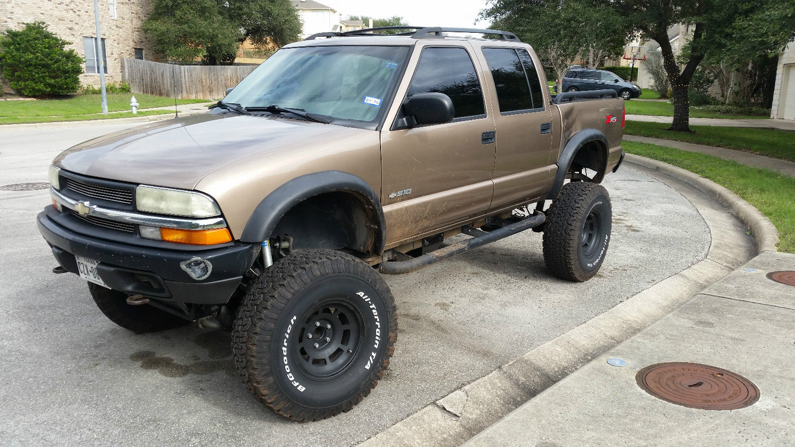 Chevrolet Baja S Monster Truck Lifted Off On Road Machine X Bfg Superlift For Sale on Chevy V6 Engine Problems