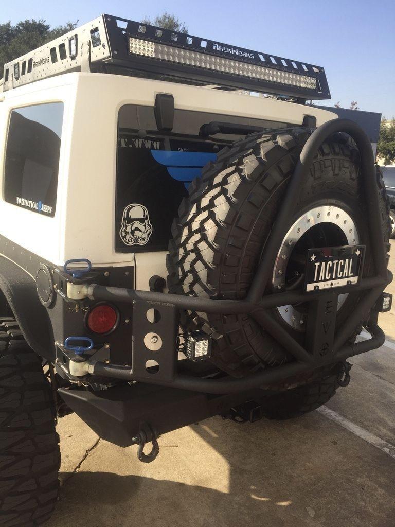 2013 Jeep Wrangler Custom Kevlar For Sale