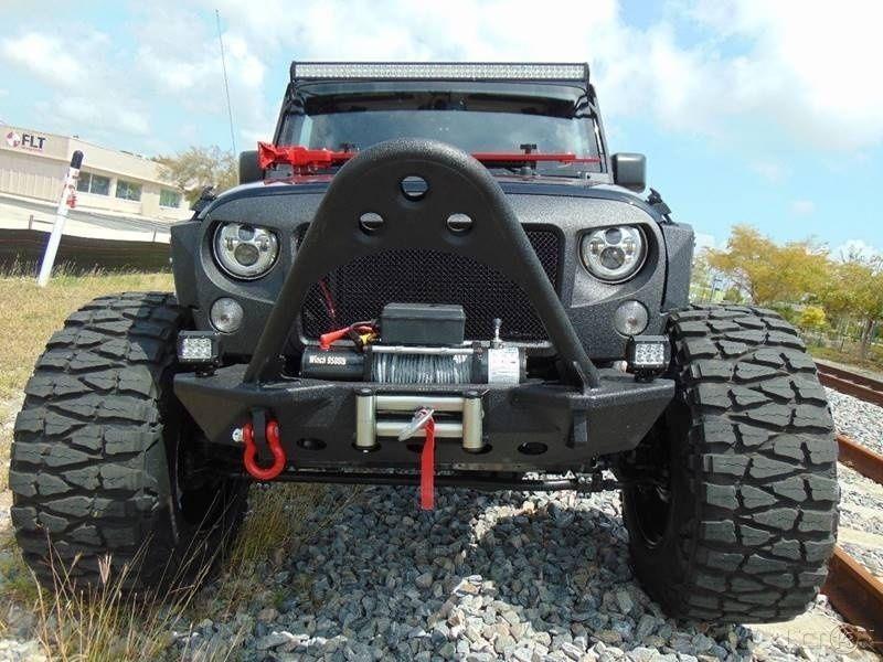2015 Jeep Wrangler Sahara 4×4