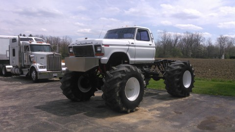 1979 Ford F 250 Monster truck for sale