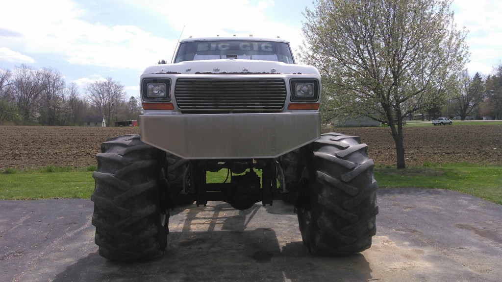 1979 Ford F 250 Monster truck