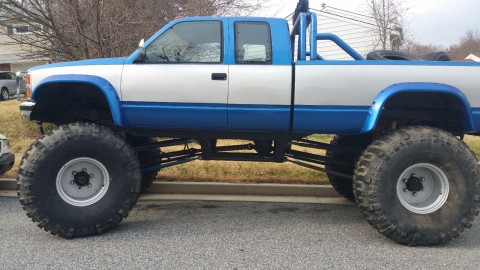1989 Chevrolet C/K Pickup 3500 Monster Truck for sale