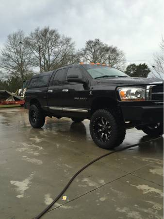 Truck Liner Spray >> 2006 Dodge Ram 2500 Cummins for sale
