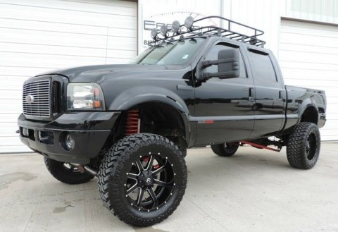 2007 Ford F 250 Outlaw Custom Built Bulletproof Monster for sale