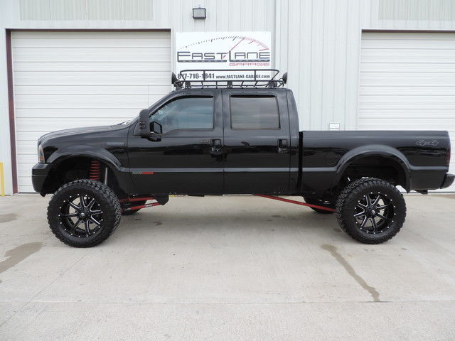 2007 Ford F 250 Outlaw Custom Built Bulletproof Monster ...