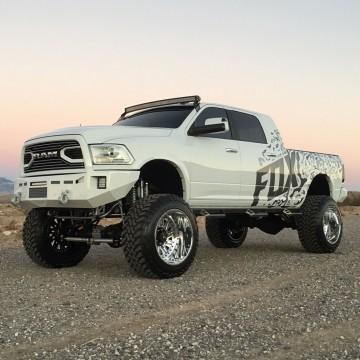2015 RAM 2500 Laramie Lifted SEMA Truck for sale