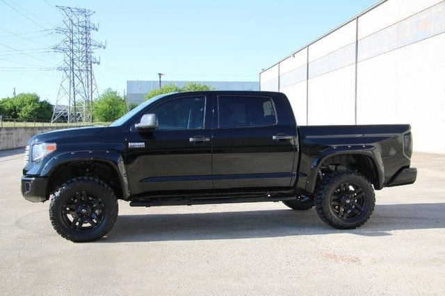 2016 Toyota Tundra Platinum 4×4 Lifted Truck