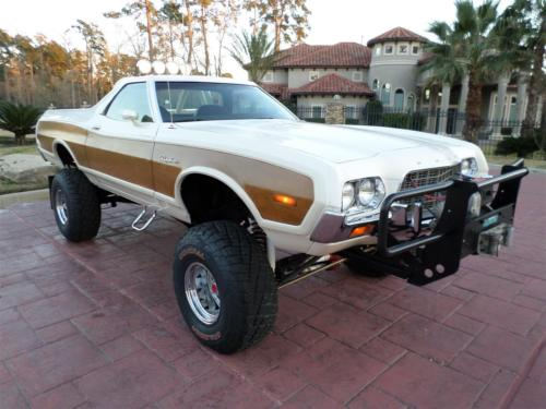 1972 Ford Ranchero Monster Truck for sale