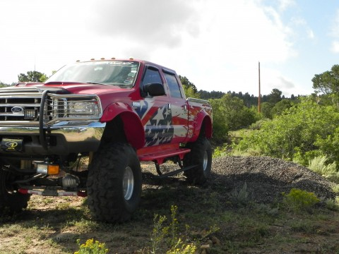 1999 Ford F 250 Monster Truck for sale