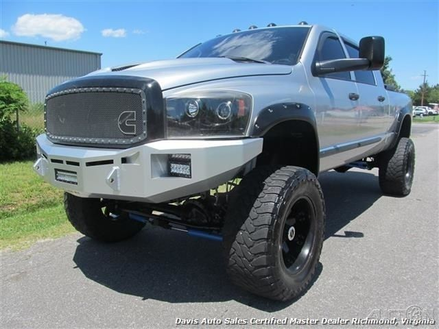 2006 Dodge Ram 2500 Pickup Truck For Sale