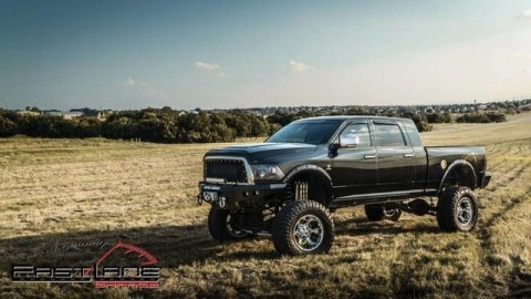 2012 Dodge Ram 2500 Laramie Custom SEMA for sale